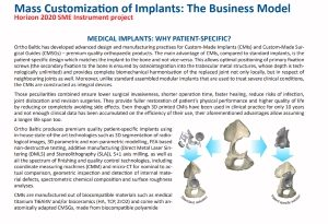 Mass Customization of Implants: Why patient specific?