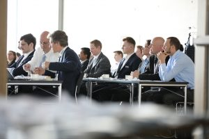 Ortho Baltic speaker D. Ozerenskis attending MDM conference